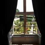 Chateau Villandry an der Loire